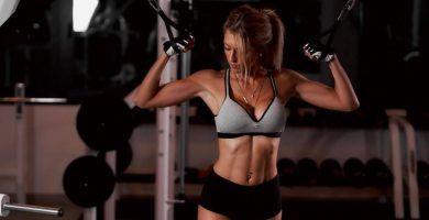 maquinas de ejercicios planos