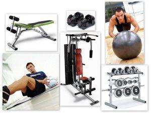maquinas de ejercicios baratas