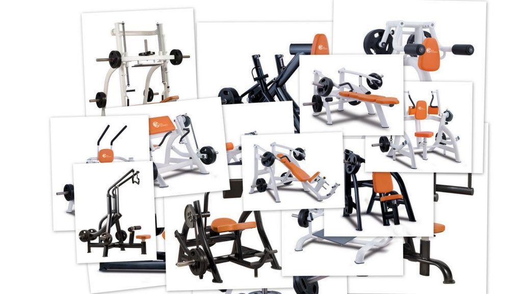 equipos de ejercicios baratos