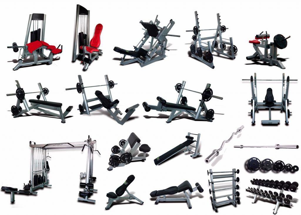 venta de maquinas de ejercicios