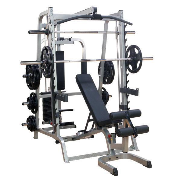 maquinas multifuncionales de ejercicios casera