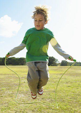 saltar cuerda