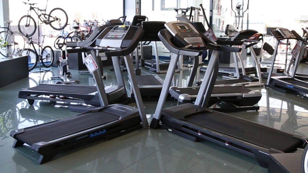 tienda de maquinas fitness