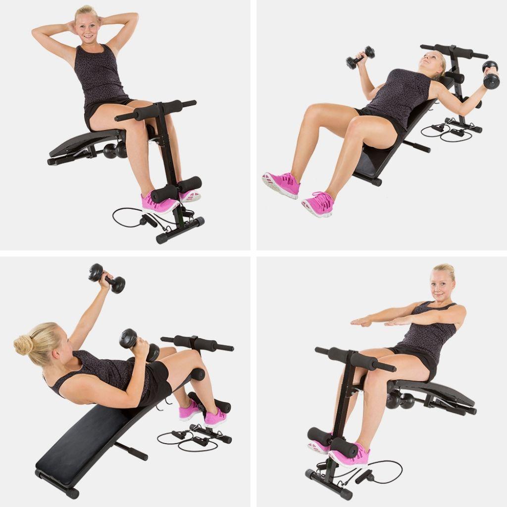 ejercicios para abdominales