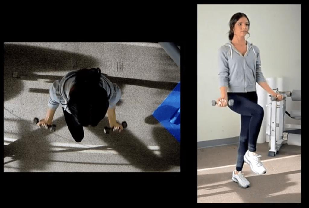 Equilibrio deIsquiotibiales y trabajo de Bíceps