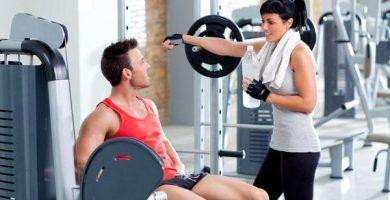 maquinas para piernas, glúteos y abdomen
