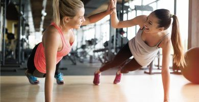 ejercicios con peso propio