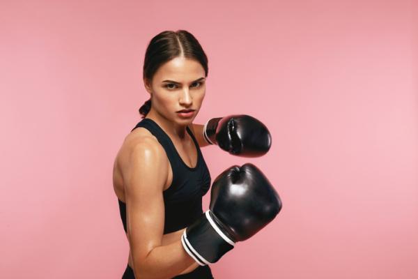 boxear para ejercitarse