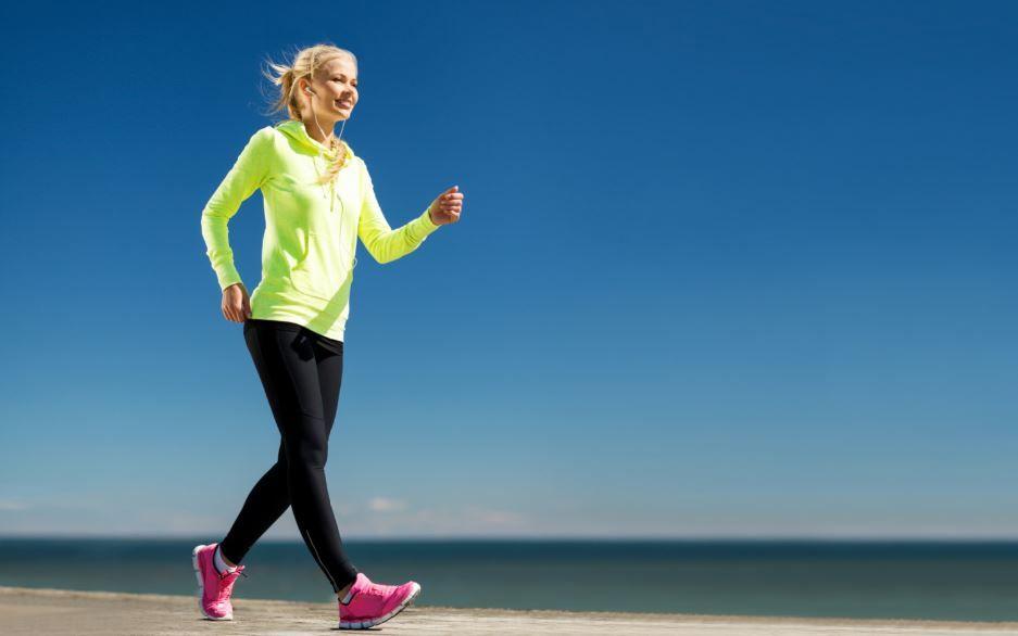 caminar como ejercicio aerobico