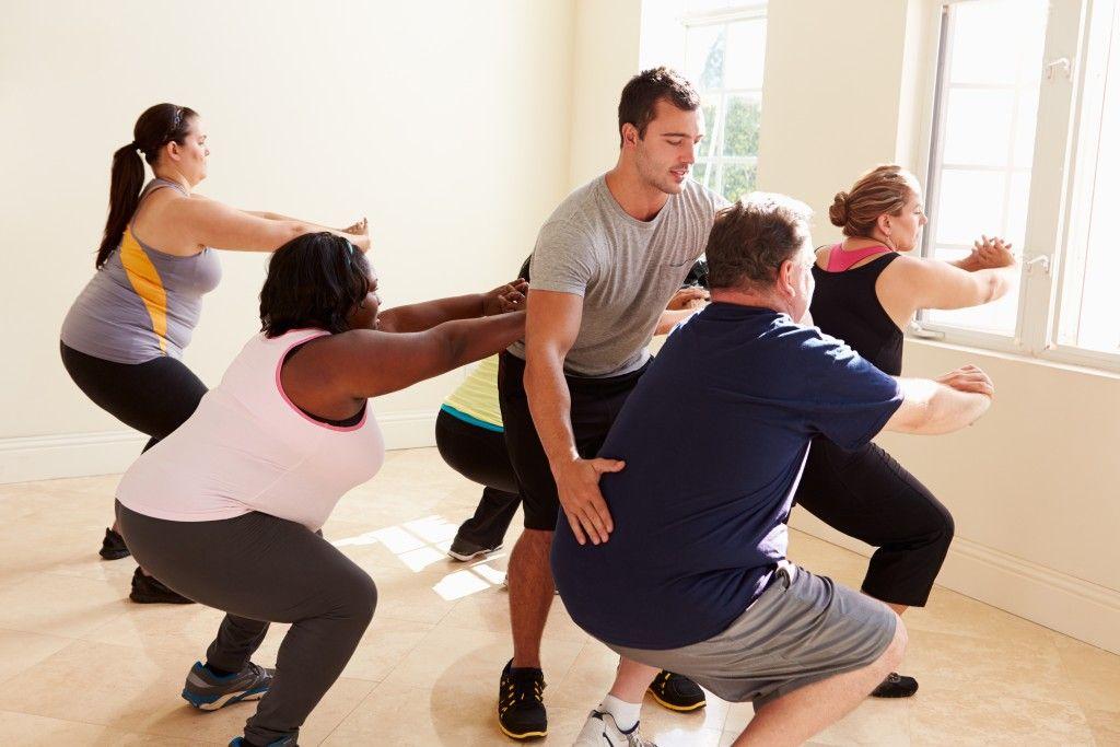 ejercicios aerobicos y anaerobicos de forma gradual