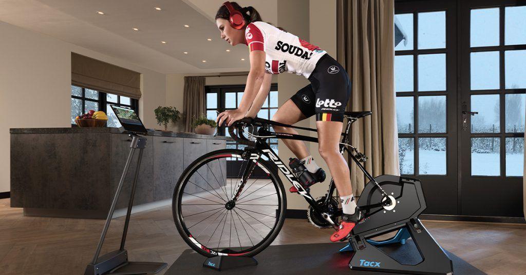 ciclismo indoor garmin