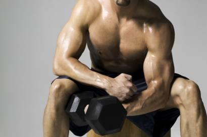ejercicio anaerobico con pesas