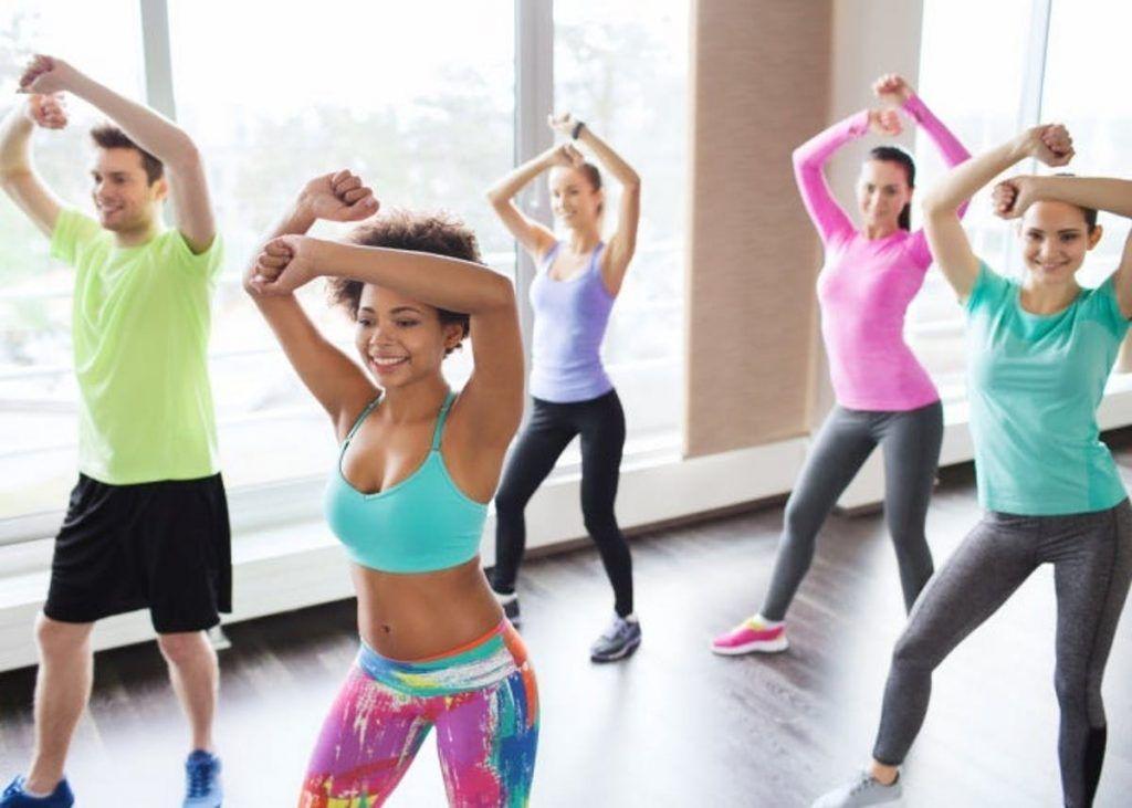 bailoterapia en casa bailoterapia para principiantes